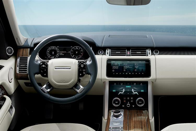 Land Rover New Range Rover Vogue Offer image 9