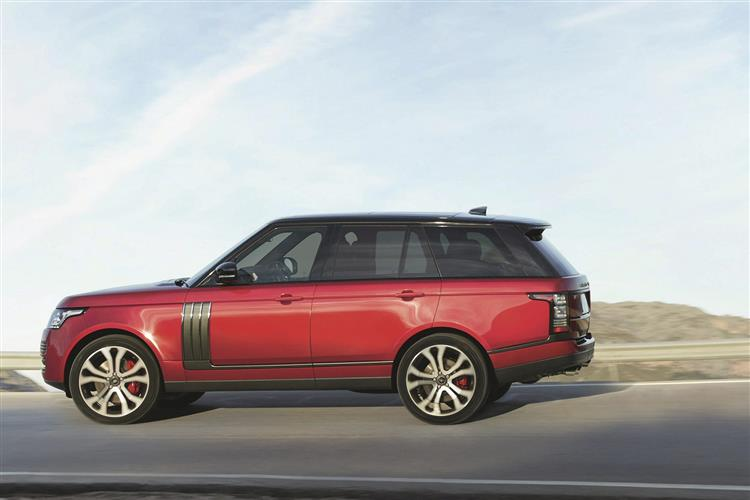 Land Rover Range Rover 3.0 TDV6 Vogue from £799 per month* image 1