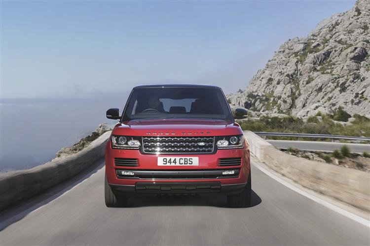 Land Rover Range Rover 3.0 TDV6 Vogue from £799 per month* image 2 thumbnail