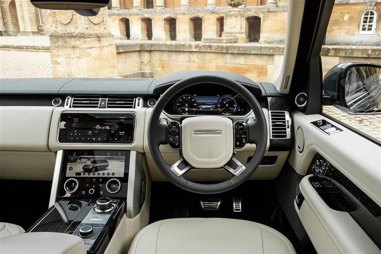 Land Rover RANGE ROVER 2.0 P400e Vogue SE 4dr Auto image 14