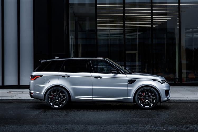 Land Rover New Range Rover Vogue Offer image 1