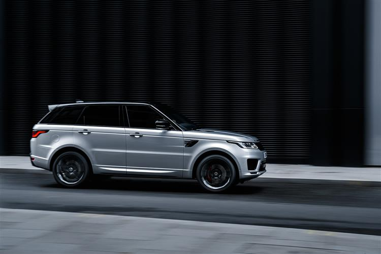 Land Rover New Range Rover Vogue Offer image 3