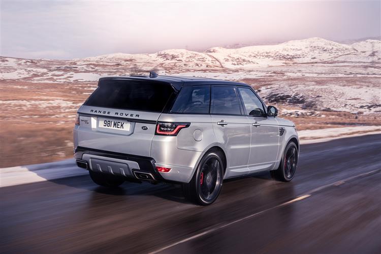 Land Rover New Range Rover Vogue Offer image 4