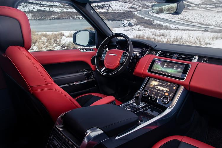 Land Rover New Range Rover Vogue Offer image 7