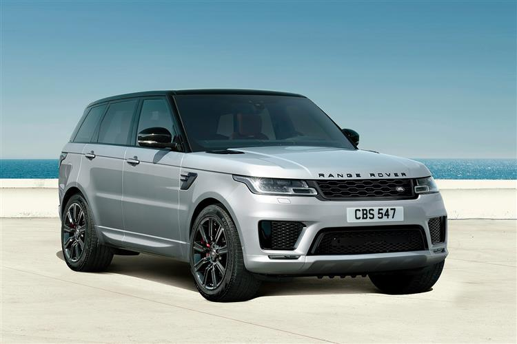 Land Rover New Range Rover Vogue Offer image 16