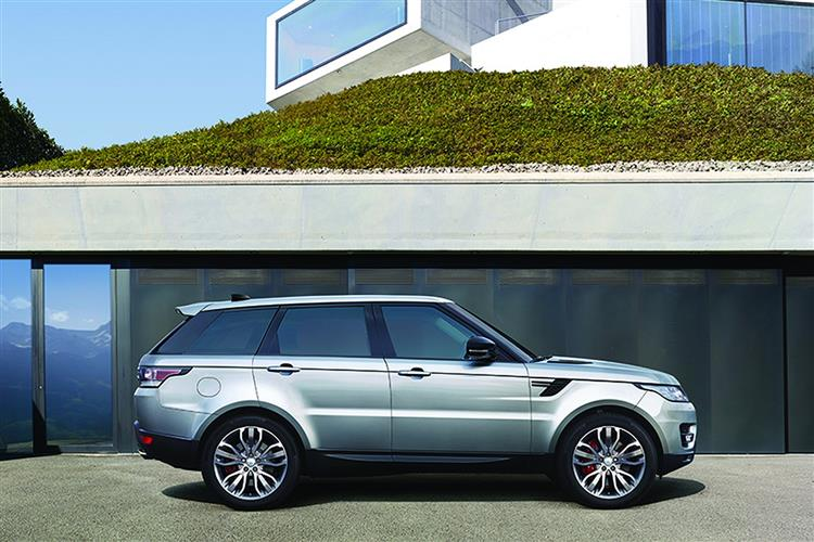 Land Rover Range Rover Sport 3.0 SDV6 HSE from £599 per month* image 1
