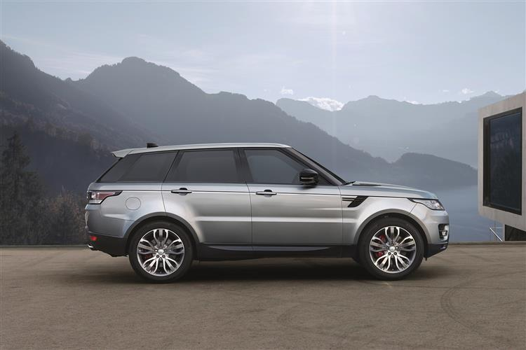 Land Rover Range Rover Sport 3.0 SDV6 HSE from £599 per month* image 3