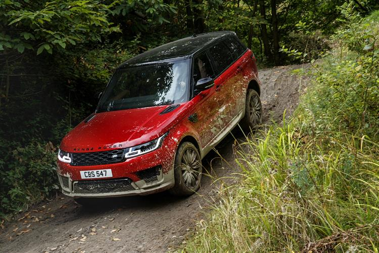 Land Rover New Range Rover 3.0 TDV6 Vogue from £799 per month* image 11
