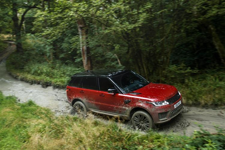 Land Rover New Range Rover 3.0 TDV6 Vogue from £799 per month* image 12