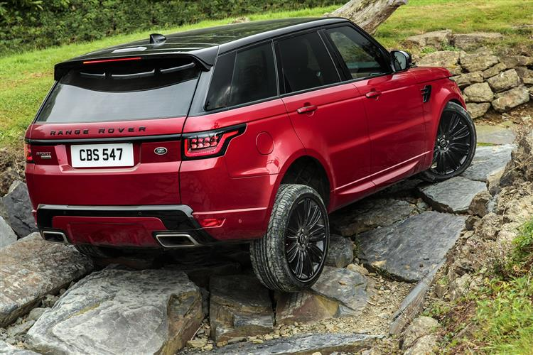 Land Rover New Range Rover 3.0 TDV6 Vogue from £799 per month* image 13