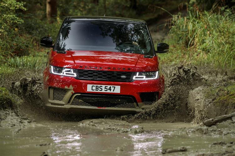 Land Rover New Range Rover 3.0 TDV6 Vogue from £799 per month* image 14