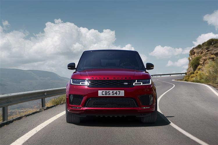 Land Rover New Range Rover 3.0 TDV6 Vogue from £799 per month* image 16