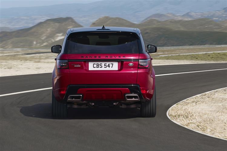Land Rover New Range Rover 3.0 TDV6 Vogue from £799 per month* image 17