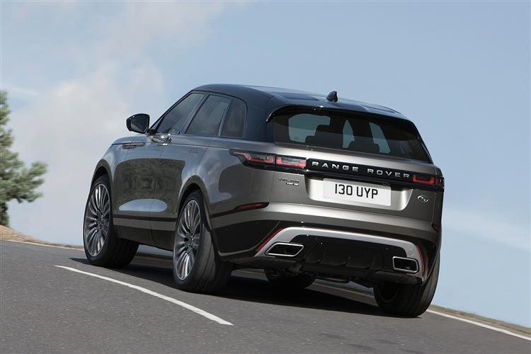 Land Rover RANGE ROVER VELAR 2.0 P250 R-Dynamic S 5dr Auto image 3