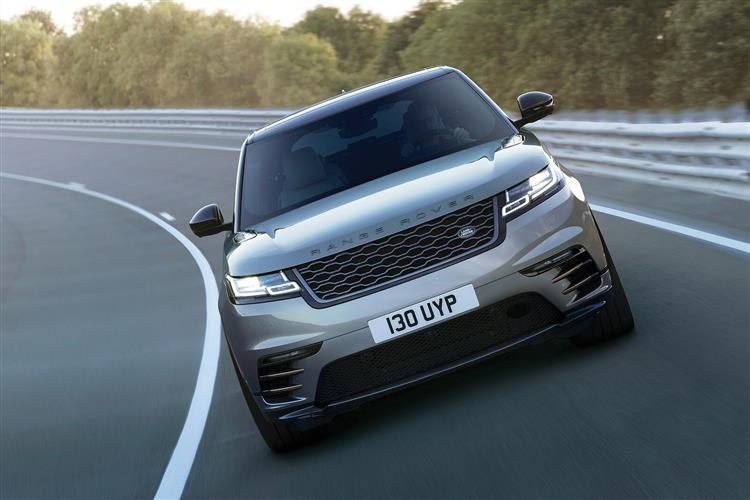 Land Rover RANGE ROVER VELAR 2.0 P250 R-Dynamic S 5dr Auto image 4