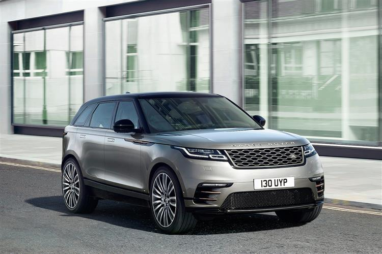 Land Rover Range Rover Velar 3.0 D275 R-Dynamic SE Diesel Automatic 5 door Estate
