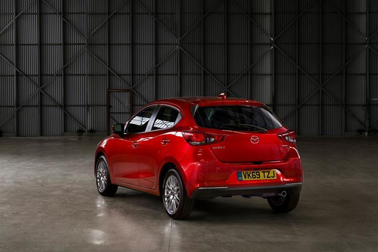 Mazda 2 1.5 75ps SE-L + 5dr image 1