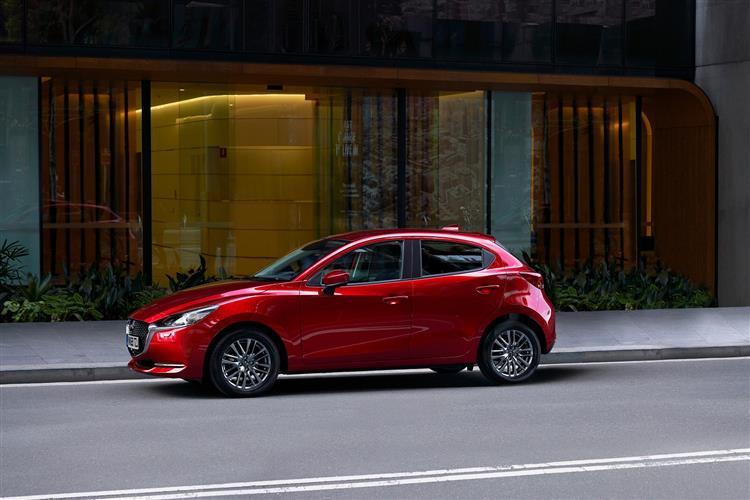 Mazda 2 1.5 75ps SE-L + 5dr image 3