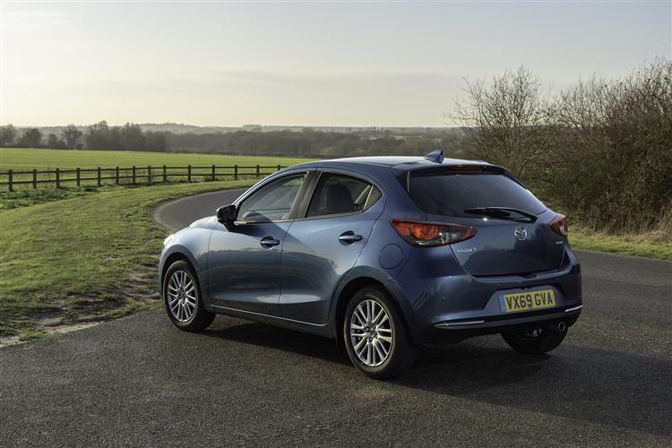 Mazda 2 1.5 75ps SE + 5dr image 1