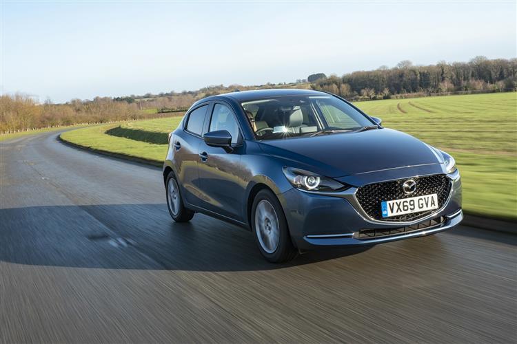 Mazda 2 1.5 75ps SE + 5dr image 3