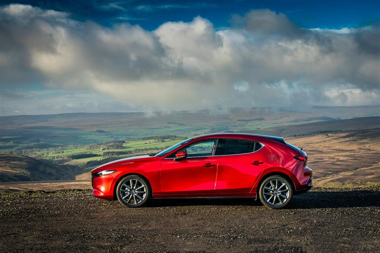 Mazda 3 Hatchback 2.0 122ps GT Sport Auto image 10 thumbnail