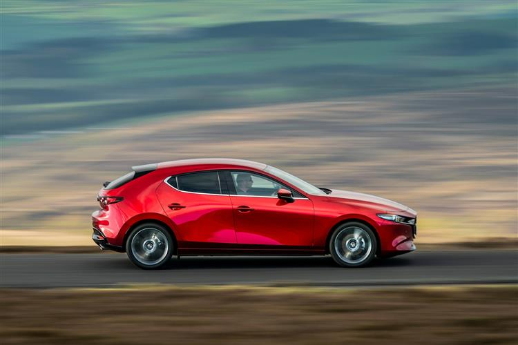 Mazda 3 Hatchback 2.0 122ps GT Sport Auto image 15 thumbnail