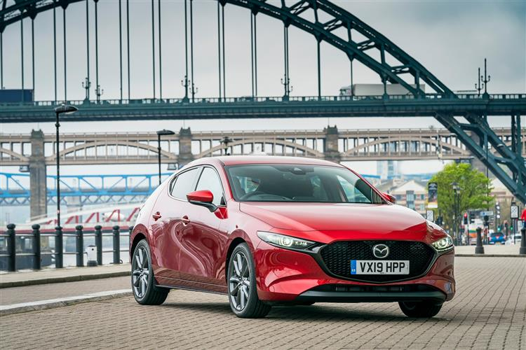 Mazda 3 Hatchback 2.0 122ps GT Sport Auto image 17 thumbnail