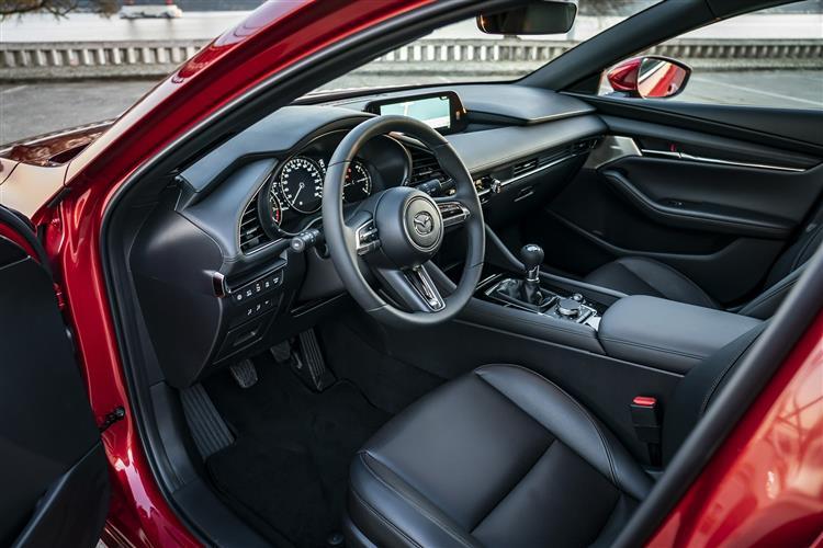Mazda 3 Hatchback  2.0 122ps SE-L Auto   image 13