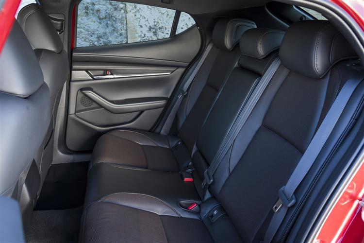 Mazda 3 Hatchback  2.0 122ps SE-L Auto   image 14