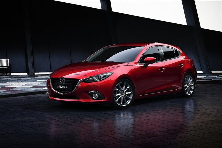 Mazda 3 2.0 GT Sport Tech Automatic 5 door Hatchback (19MY) at Mazda Northampton Motors thumbnail image