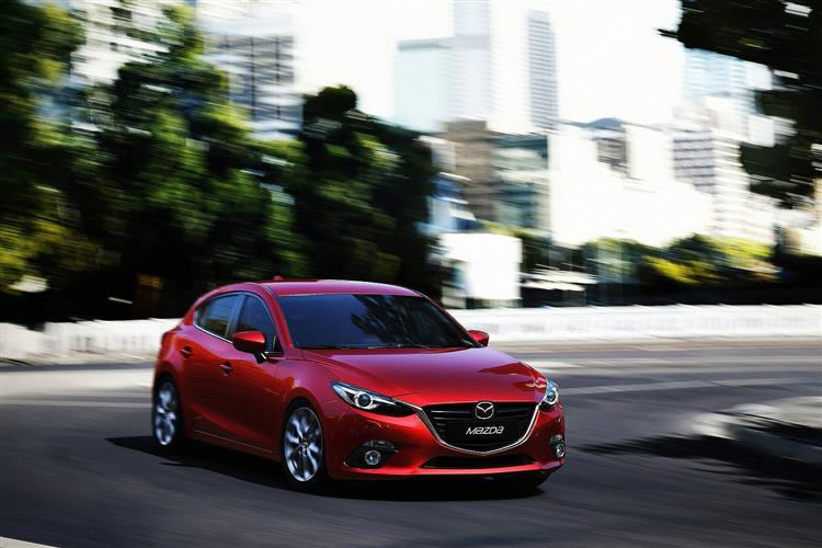 Mazda 3 2.0 Sport Lux image 3 thumbnail