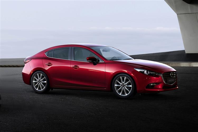 Mazda 3 2.0 Skyactiv-X GT Sport Automatic 4 door Saloon (19MY)