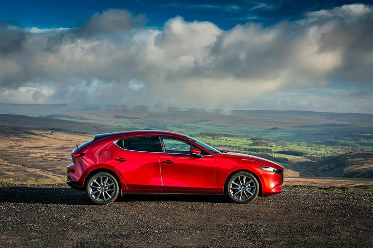 Mazda 3 Hatchback 2.0 122ps GT Sport Auto image 1 thumbnail