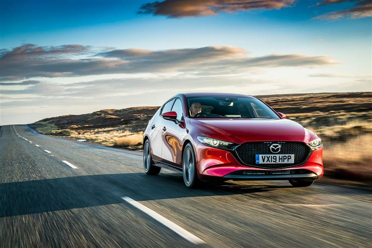 Mazda 3 Hatchback 2.0 122ps GT Sport Auto image 2 thumbnail