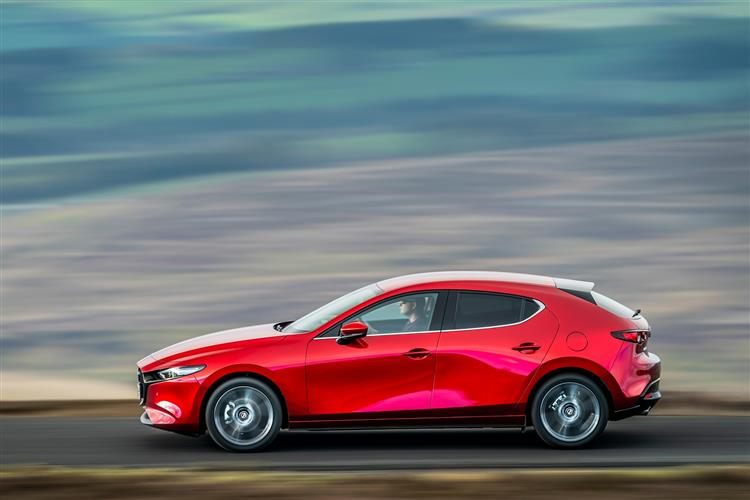 Mazda 3 Hatchback 2.0 122ps GT Sport Auto image 3 thumbnail