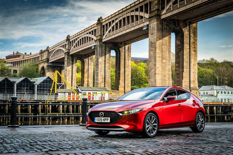 Mazda 3 Hatchback 2.0 122ps GT Sport Auto image 5 thumbnail