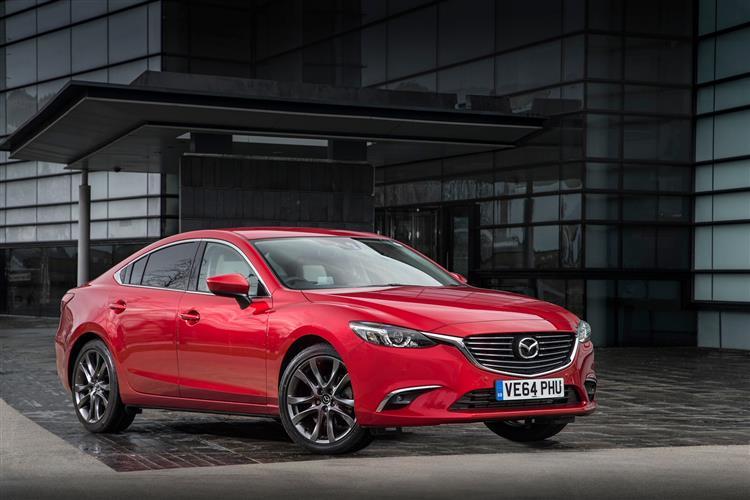 Mazda 6 2.0 SE Nav 4dr