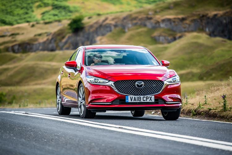 Mazda 6 2.5 GT Sport Nav+ Automatic 4 door Saloon (18MY)