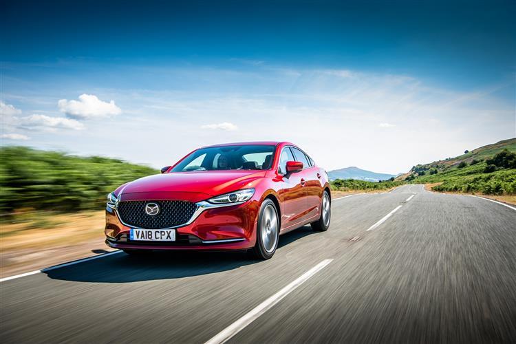 Mazda 6 Tourer Sport Nav+ 2.2D 150ps image 3