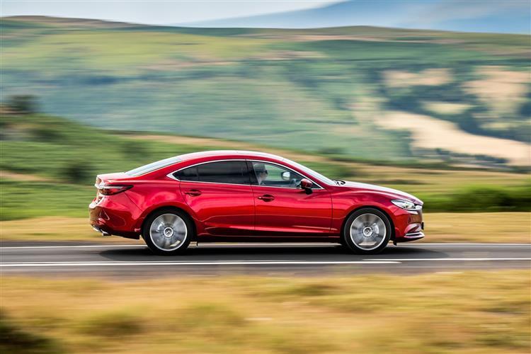 Mazda 6 Tourer SE-L Nav+ 2.0 145ps image 4