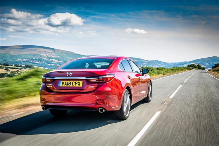 Mazda 6 2.0 SE-L Nav+ image 3
