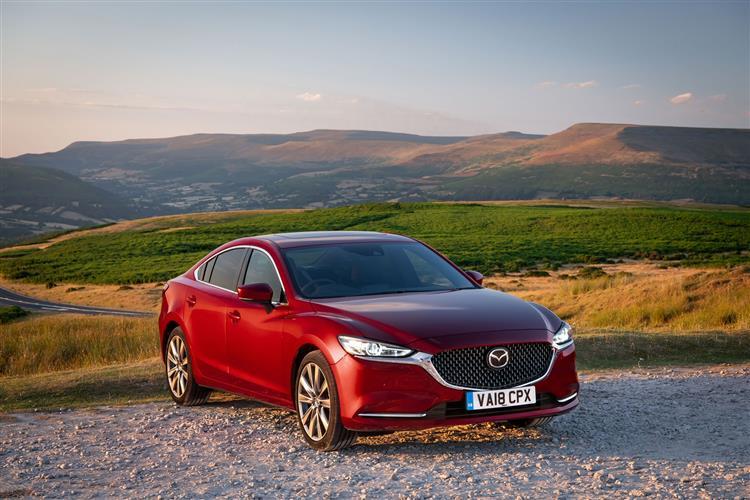 Mazda 6 2.0 SE-L Nav+ image 4