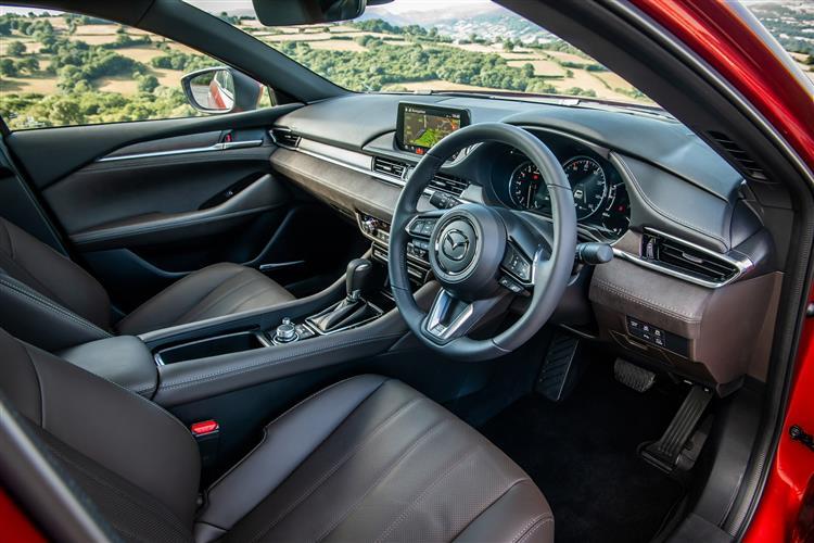 Mazda 6 Tourer Sport Nav+ 2.2D 150ps image 7