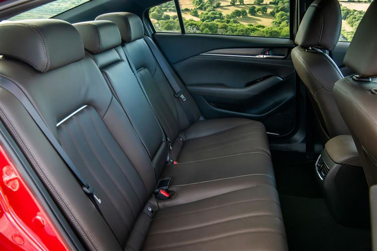 Mazda 6 Tourer Sport Nav+ 2.2D 150ps image 8