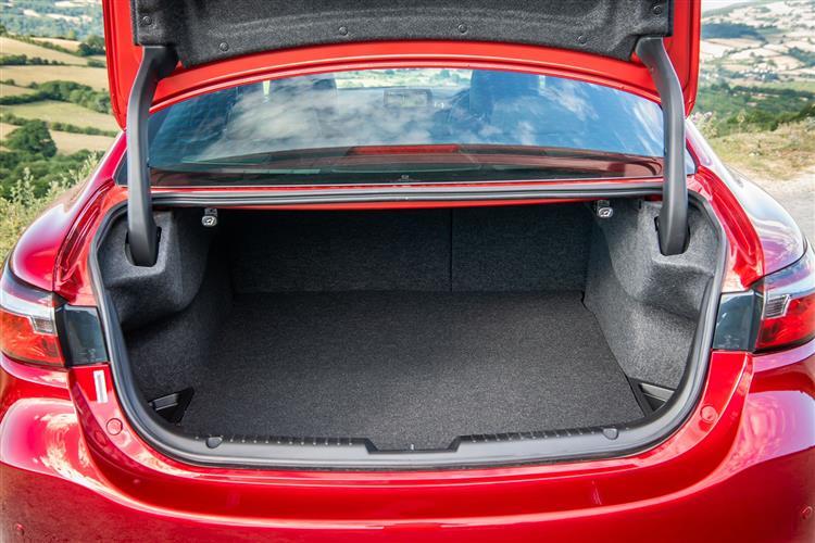 Mazda 6 Tourer SE-L Nav+ 2.0 145ps image 9