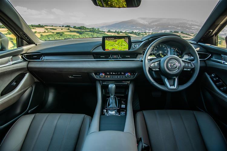 Mazda 6 Tourer Sport Nav+ 2.2D 150ps image 10