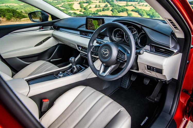 Mazda 6 2.0 SE-L Nav+ image 8