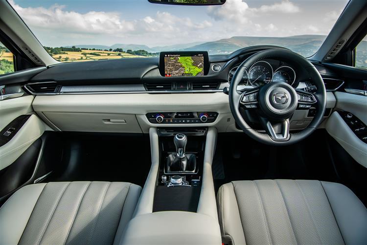 Mazda 6 2.0 SE-L Nav+ image 10