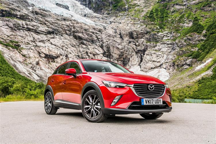 Mazda CX-3 120ps 2WD GT Sport