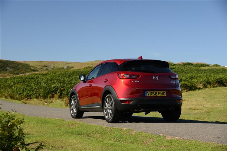 Mazda CX-3 2.0 121ps 2WD SE-L Nav+ image 1